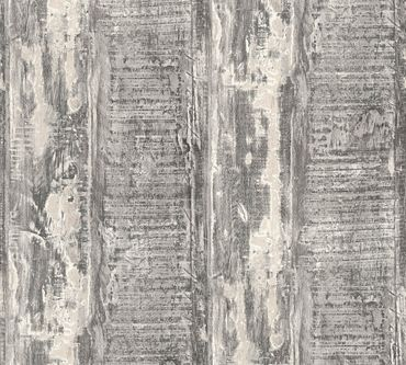 A.S. Création Strukturtapete Best of Wood`n Stone 2nd Edition in Beige, Creme, Grau