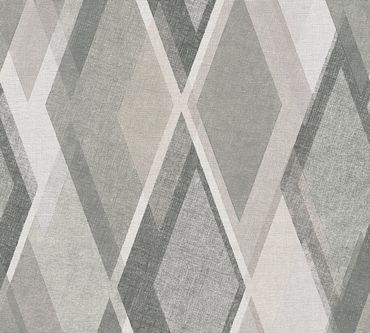 A.S. Création Mustertapete Pop Colors in Beige, Grau