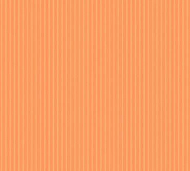 Esprit Streifentapete Esprit 13 Nostalgic Folklore in Orange