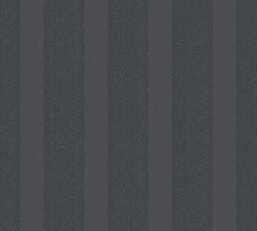 Esprit Streifentapete Esprit 13 Minimalistic Authenticity in Metallic, Schwarz