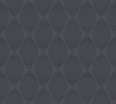 Esprit Mustertapete Esprit 13 Minimalistic Authenticity in Metallic, Schwarz