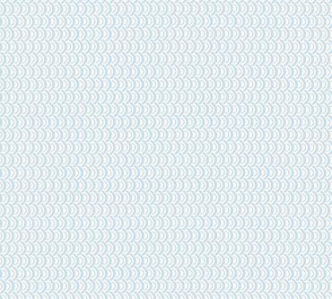 Esprit Mustertapete Esprit 13 ECO in Blau, Metallic, Weiß