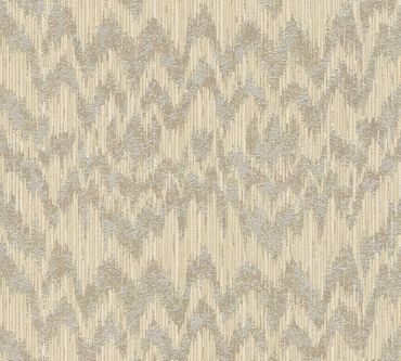 Michalsky Living Mustertapete Dream Again in Metallic, Beige, Grau