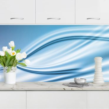 Küchenrückwand - Abstract Design