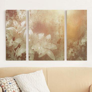 Leinwandbild 3-teilig - Lilith - Triptychon