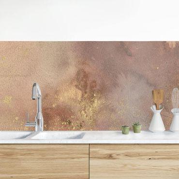 Küchenrückwand - Himmelsträumerei I
