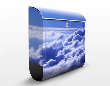 Wandbriefkasten - Free Feeling - Briefkasten Blau