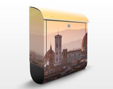 Design Briefkasten Florenz 39x46x13cm