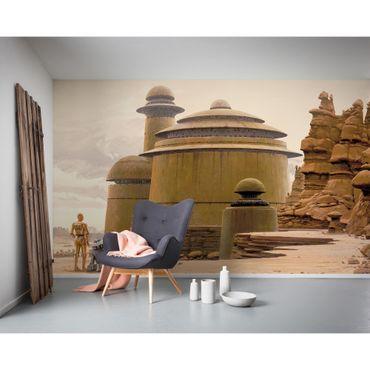 Disney Kindertapete - Star Wars Classic RMQ Jabbas Palace - Komar Fototapete