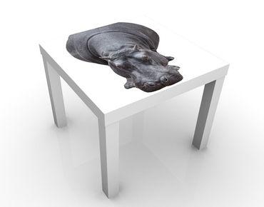 Beistelltisch - Flusspferd