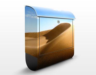 Briefkasten mit Zeitungsfach - Fantastic Dune - Hausbriefkasten