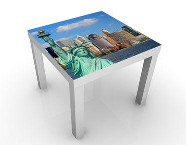 Beistelltisch - New York Skyline