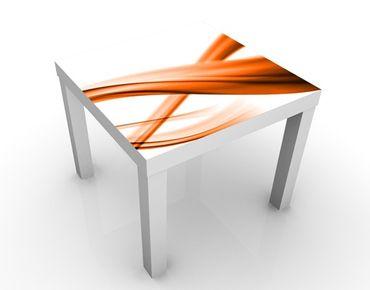 Beistelltisch - Orange Element