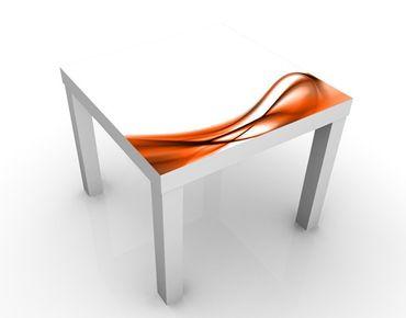 Beistelltisch - Orange Touch