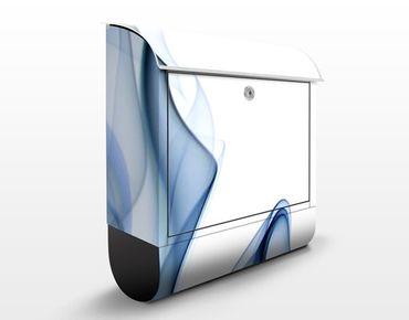 Briefkasten mit Zeitungsfach - Sound of Nature - Briefkasten modern