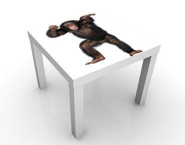 Beistelltisch - Vergnügter Affe