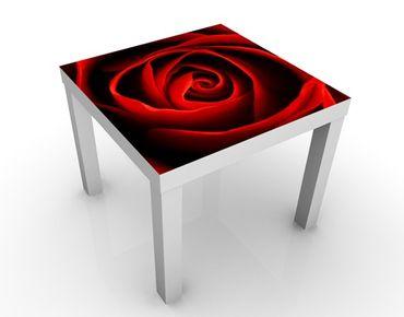 Beistelltisch - Liebliche Rose