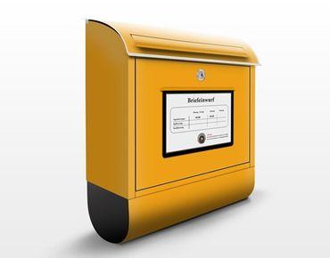 Design Briefkasten Postkasten 39x46x13cm