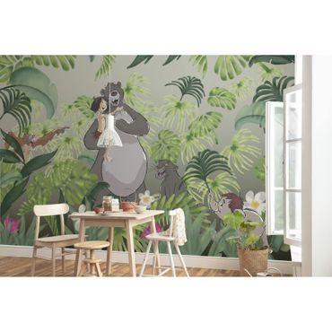 Disney Kindertapete - Welcome To the Jungle - Komar Fototapete