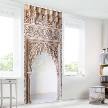 Schiebegardinen Set - Alhambra - Flächenvorhänge