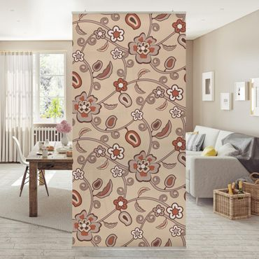 Raumteiler Kinderzimmer - The 12 Muses - Erato 250x120cm