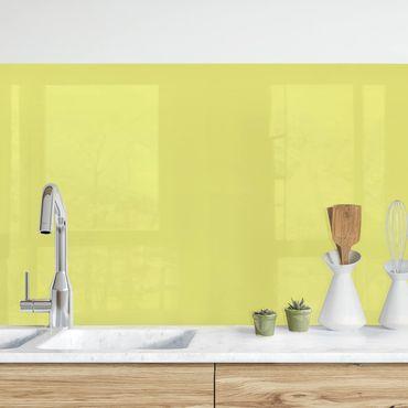 Küchenrückwand - Pastellgrün