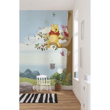 Disney Kindertapete - Winnie Pooh Tree - Komar Fototapete