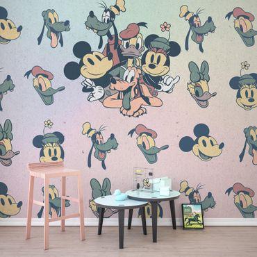 Disney Kindertapete - Mickey Fab5 - Komar Fototapete