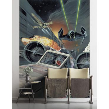 Disney Kindertapete - Star Wars Classic Death Star Trench Run - Komar Fototapete