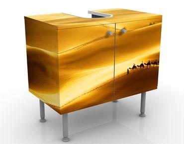 Waschbeckenunterschrank - Golden Dunes - Badschrank