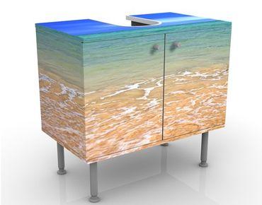 Waschbeckenunterschrank - Indian Ocean - Maritim Badschrank