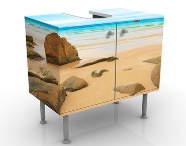 Waschbeckenunterschrank - The Beach - Maritim Badschrank
