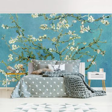 Fototapete - Vincent van Gogh - Mandelblüte