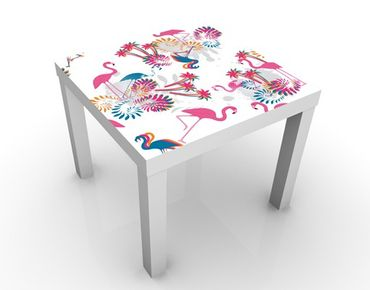Beistelltisch - Tanz der Flamingos