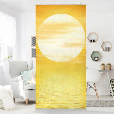 Raumteiler - Summer Sun 250x120cm