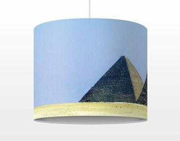 Hängelampe - Pyramids Of Gizeh