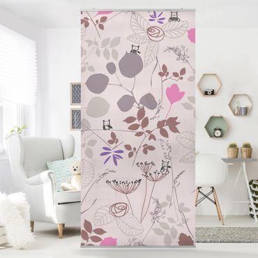 Raumteiler Kinderzimmer - Living Below 250x120cm