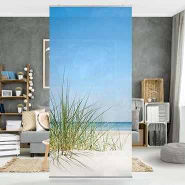 Raumteiler - Ostseeküste 250x120cm