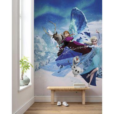Disney Kindertapete - Frozen Elsas Magic - Komar Fototapete