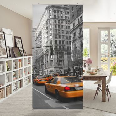 Raumteiler - New York, New York! 250x120cm
