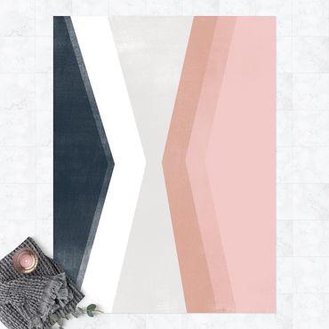 Vinyl-Teppich - Zufallswinkel - Hochformat 3:4