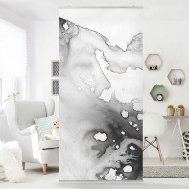 Raumteiler - Dunst und Wasser III - 250x120cm