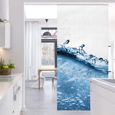 Raumteiler - Beautiful Wave 250x120cm