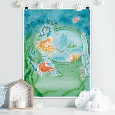 Poster - Matilda wird Akrobatin - Hochformat 3:4