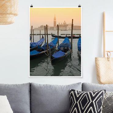 Poster - Venice Dreams - Hochformat 3:4