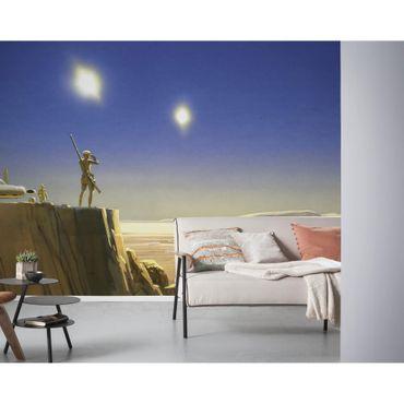 Disney Kindertapete - Star Wars Classic RMQ Mos Eisley Edge - Komar Fototapete