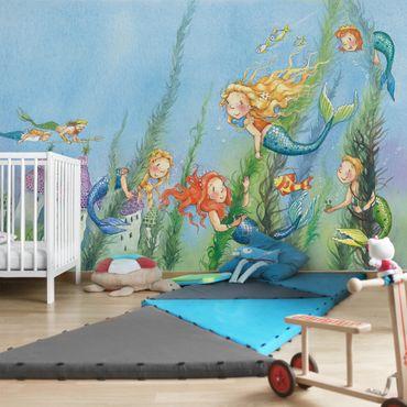 Fototapete Matilda die Meerjungfrauenprinzessin