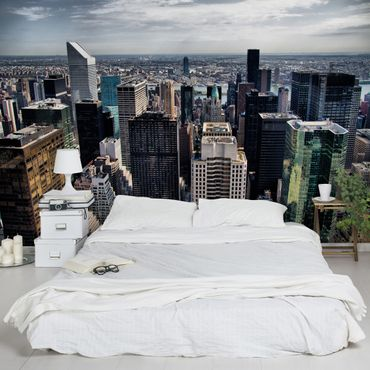 Fototapete Mitten in New York