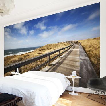 Fototapete Nordseespaziergang