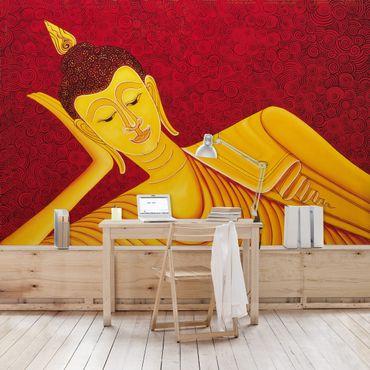 Fototapete Taipei Buddha